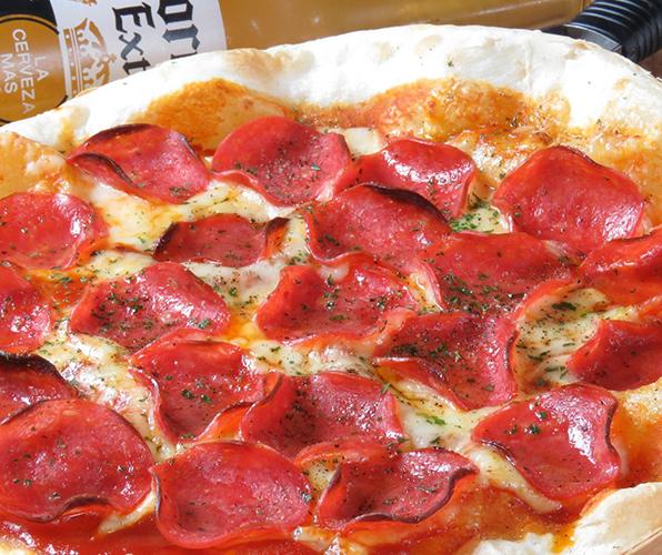 ペパロニピザ